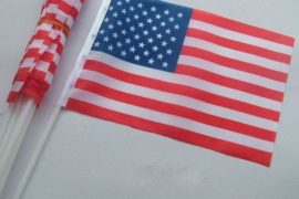 Factory-direct-wholesale-the-United-States-small-font-b-flag-b-font--font-b-hand