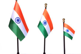 different-sizes-miniature-table-flags